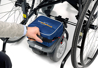 Wheelchairs & Powerpacks